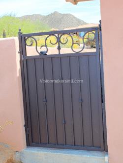 Visionmakers Steel Gate 48