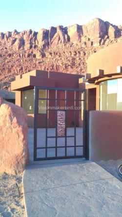 Visionmakers Steel Gate 16