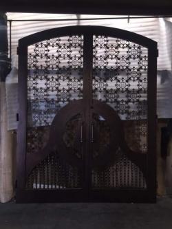 Visionmakers Steel Gate 38