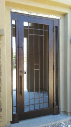 Visionmakers Steel Gate 20
