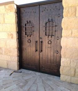 Visionmakers Steel Gate 49