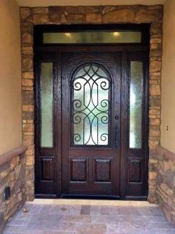 VM Wood Door 8