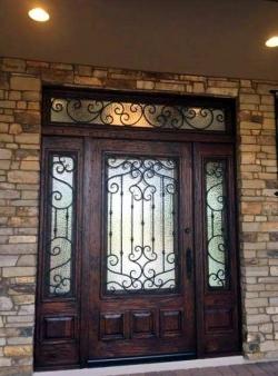VM Wood Door 9