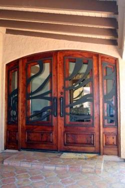 VM Wood Door 17