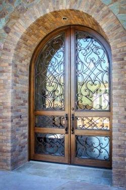 VM Wood Door 25