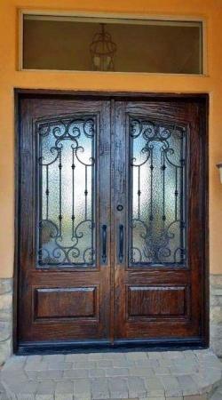 VM Wood Door 27