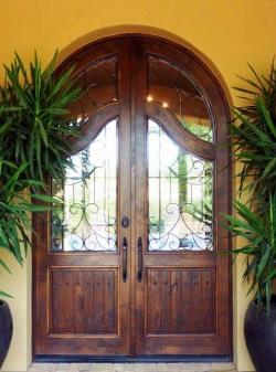 VM Wood Door 43