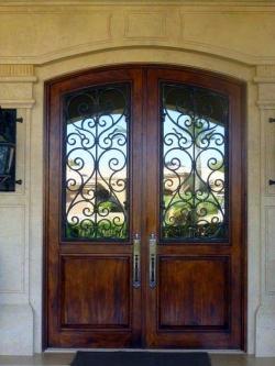 VM Wood Door 44