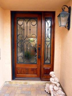 VM Wood Door 45