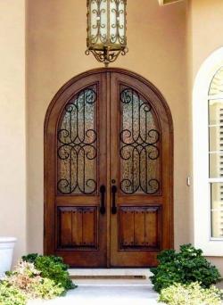 VM Wood Door 48