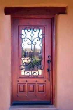 VM Wood Door 62