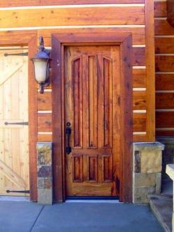 VM Wood Door 65