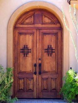 VM Wood Door 68