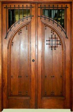 VM Wood Door 72