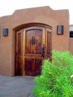 VM Wood Door 75