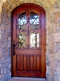 VM Wood Door 56