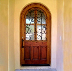 VM Wood Door 84