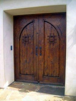 VM Wood Door 85
