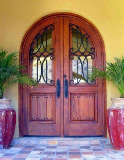VM Wood Door 58