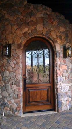 VM Wood Door 54