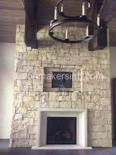 Visionmakers Fireplace 335