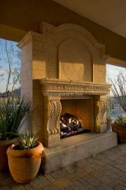 Visionmakers Fireplace 350