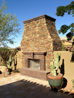 Visionmakers Fireplace 313