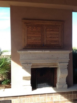 Visionmakers Fireplace 359