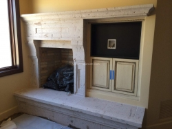 Visionmakers Fireplace 347