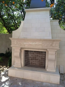 Visionmakers Fireplace 346