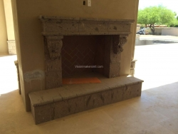 Visionmakers Fireplace 334