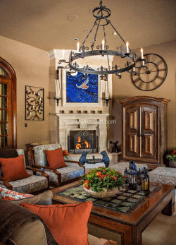 Visionmakers Fireplace 324