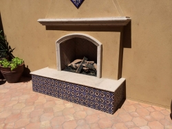 Visionmakers Fireplace 344