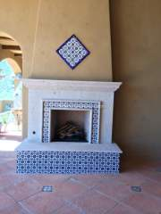 Visionmakers Fireplace 310