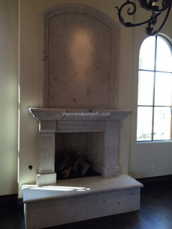 Visionmakers Fireplace 309