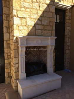 Visionmakers Fireplace 307