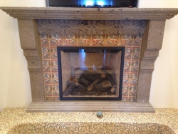 Visionmakers Fireplace 274