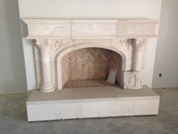 Visionmakers Fireplace 316