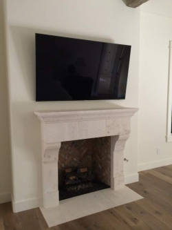 Visionmakers Fireplace 340