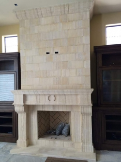 Visionmakers Fireplace 336