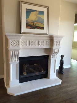 Visionmakers Fireplace 332