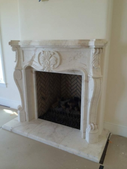 Visionmakers Fireplace 321