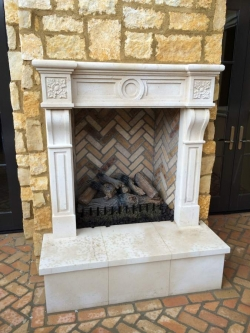 Visionmakers Fireplace 354
