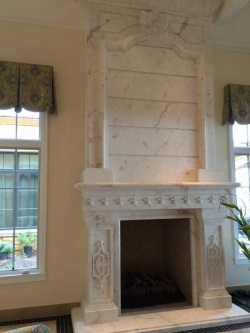 Visionmakers Fireplace 305