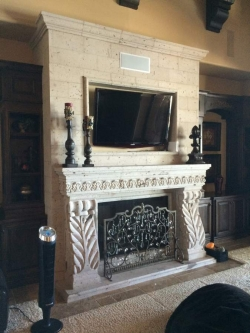 Visionmakers Fireplace 299