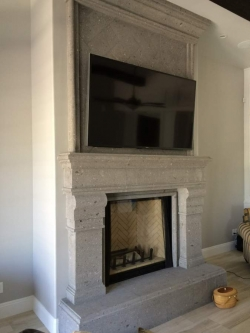 Visionmakers Fireplace 291