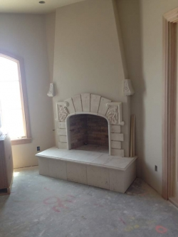 Visionmakers Fireplace 286
