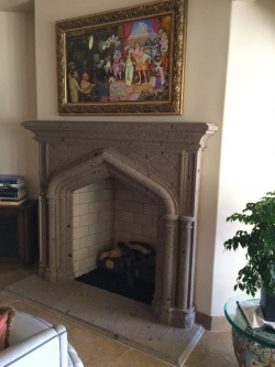 Visionmakers Fireplace 312