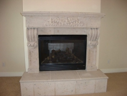 Visionmakers Fireplace 317