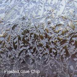 Frosted Glue Chip